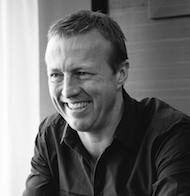 Jeremy Lindley, Global Design Director, Diageo