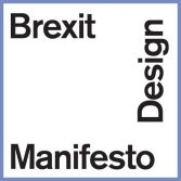 Dezeen brexit design manifesto logo
