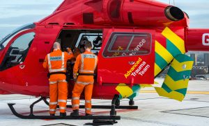the-clearinglondons-air-ambulancehelicopter