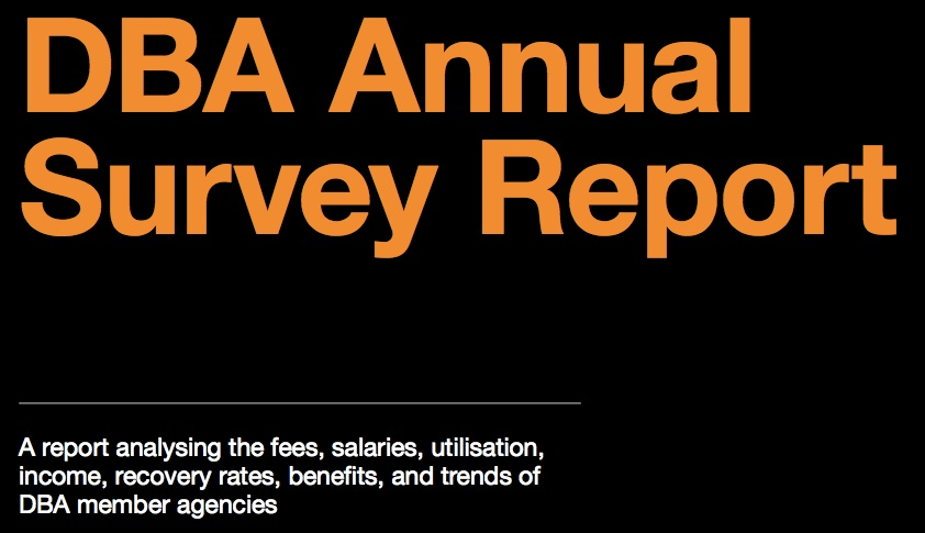 Annual Survey Report heading