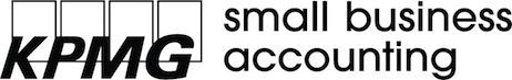 Replace: KPMG logo