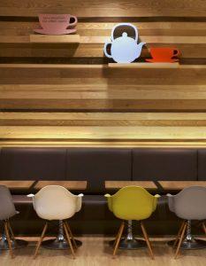 MS cafe kiwi&pom