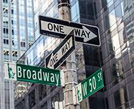 new york signpost