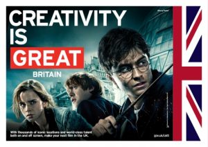 Grand Prix and Gold winner GREAT Britain Campaign