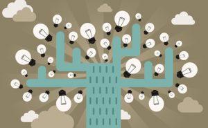 tree idea lamp creative creativity