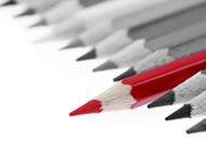 pencils standout