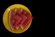 watermelon food