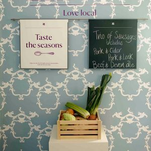 Absolute Design's work for Killerton Kitchen