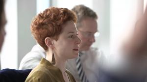 Laura Citron, DBA Grand Prix Judge, CEO, London & Partners