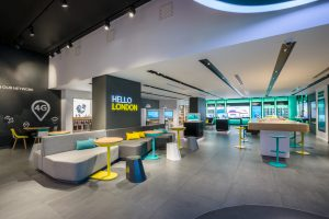 EE Showcase Stores by Quinine