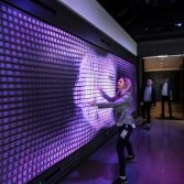 DBA Design Effectiveness Award 2019 winner | Intel at mobile world congress 2018 (experiential exhibit)